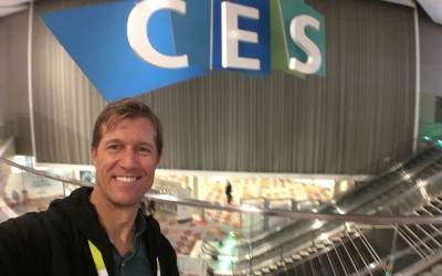 Interview w @otterbox & @lifeproof @ #ces2016