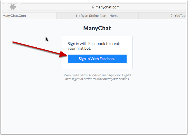 3 Steps To Setting Up Your Facebook Messenger Bot In Less Than 3 Minutes